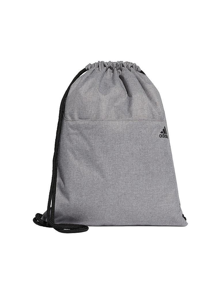 ADIDAS | Gymbag Training ID Heathered | grau