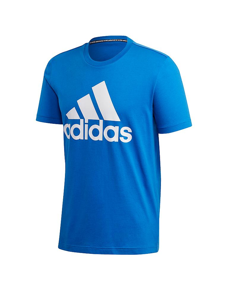 adidas Must Have Best Of Sports T Shirt Herren Dunkelblau