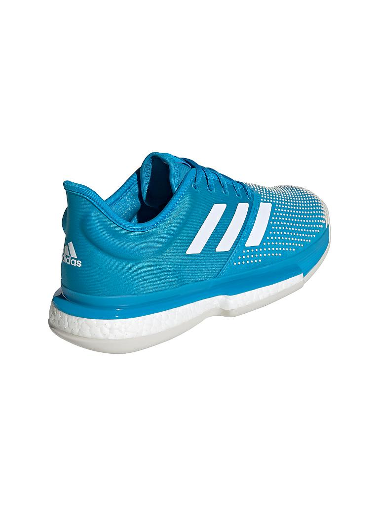 Herren Tennisschuh SoleCourt Boost Clay