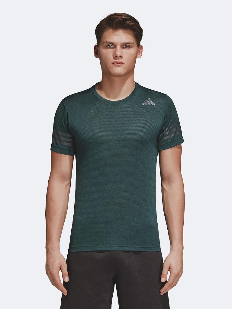 adidas herren fitness shirt freelift climacool gr n s. Black Bedroom Furniture Sets. Home Design Ideas