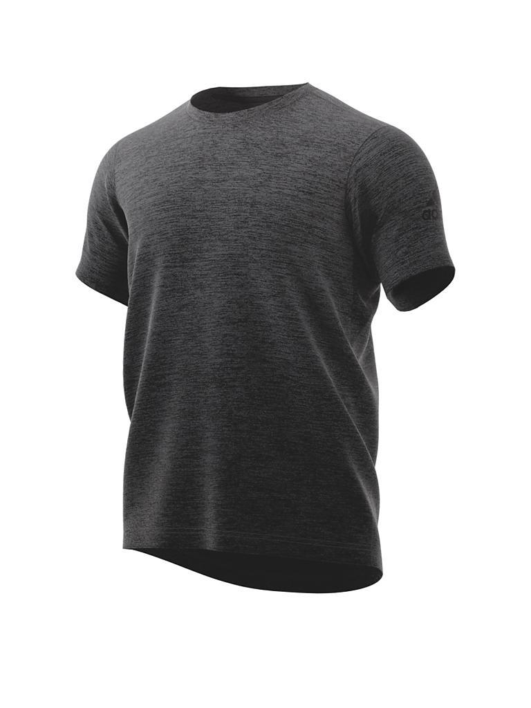 adidas herren fitness shirt freelift gradient grau s. Black Bedroom Furniture Sets. Home Design Ideas