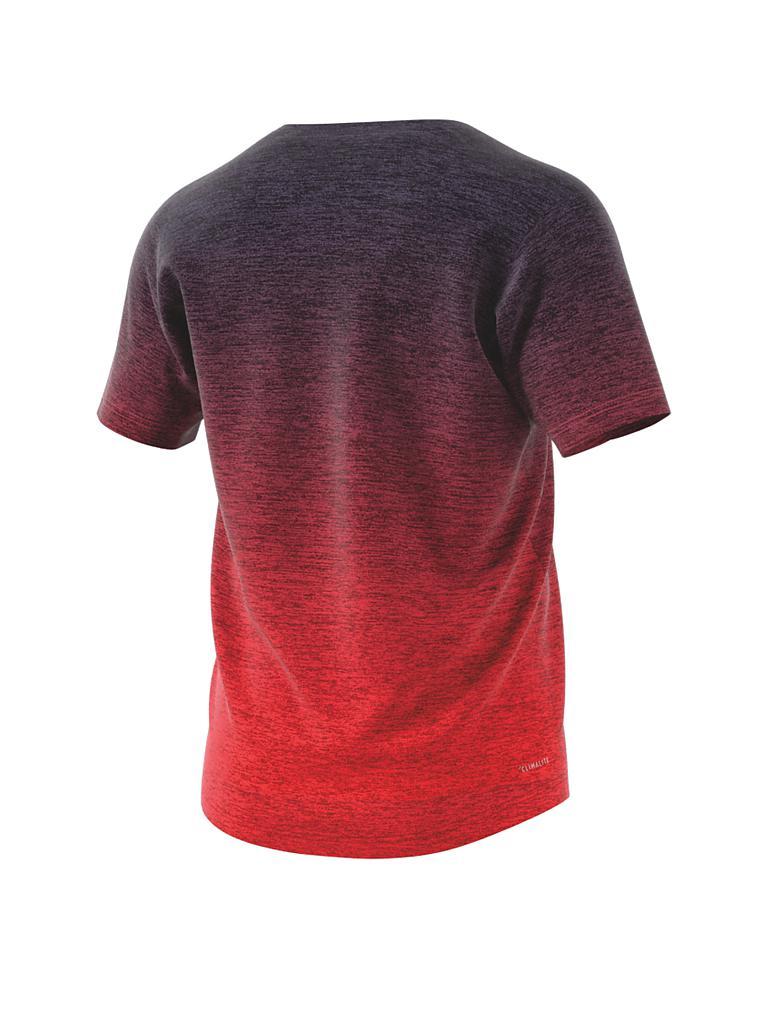 adidas herren fitness shirt freelift gradient orange s. Black Bedroom Furniture Sets. Home Design Ideas