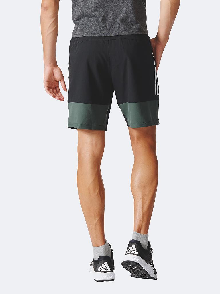 adidas herren fitness short speedbreaker climacool schwarz xs. Black Bedroom Furniture Sets. Home Design Ideas