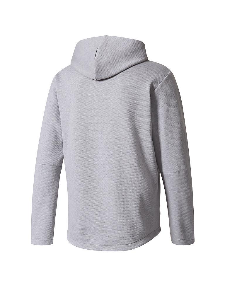 adidas herren hoodie id champ grau xs. Black Bedroom Furniture Sets. Home Design Ideas