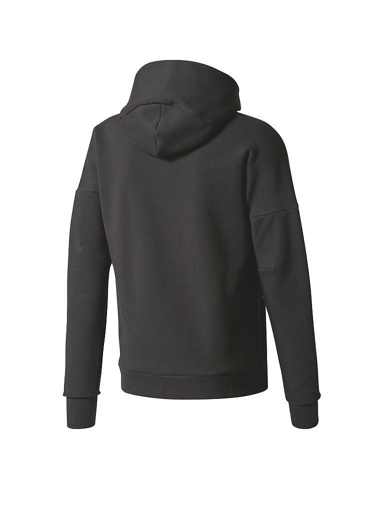 adidas herren kapuzenjacke z n e hoodie 2 schwarz xs. Black Bedroom Furniture Sets. Home Design Ideas