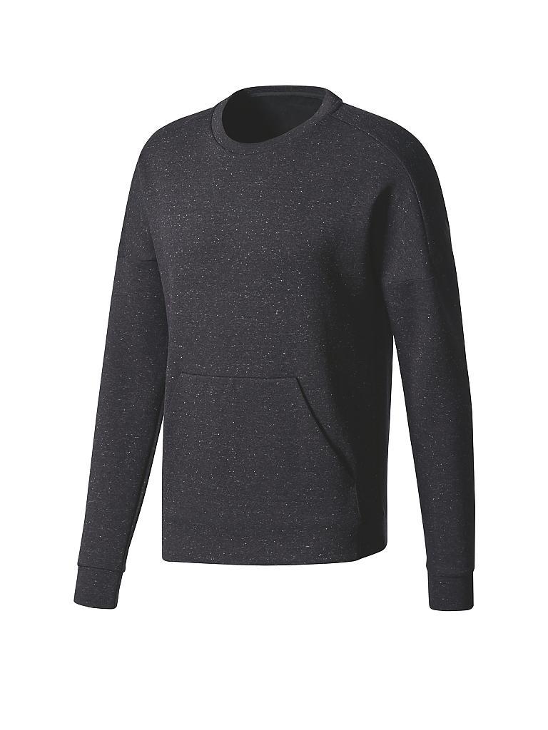 adidas herren sweater id stadium crew schwarz xs. Black Bedroom Furniture Sets. Home Design Ideas