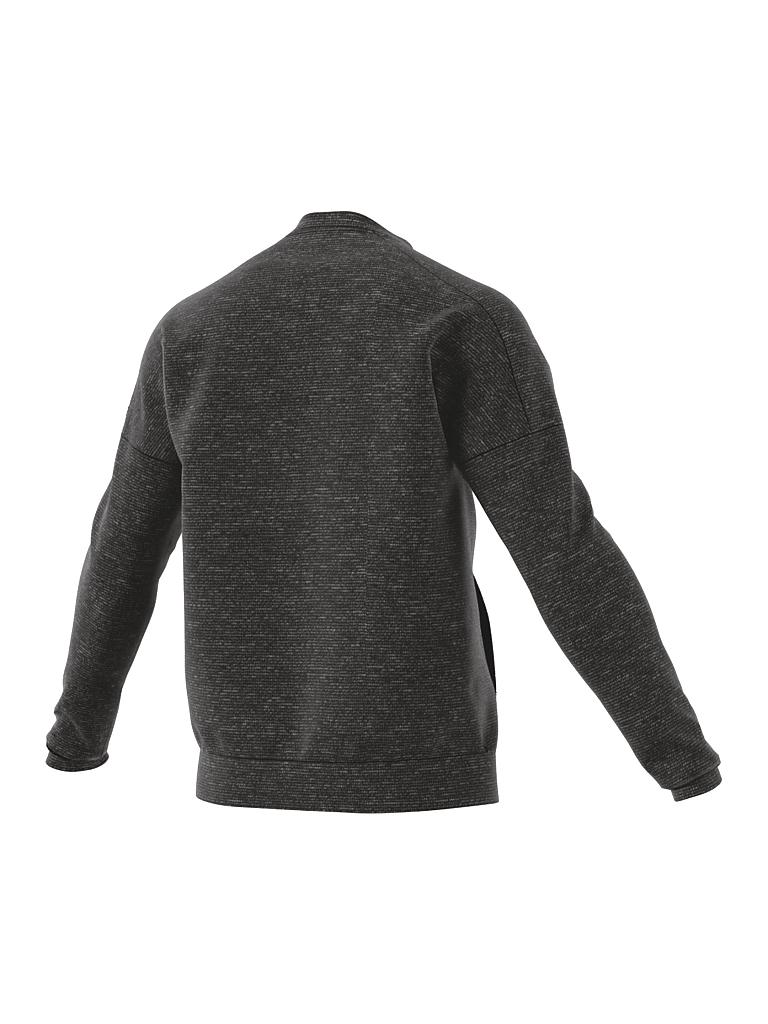 adidas herren sweater id stadium grau l. Black Bedroom Furniture Sets. Home Design Ideas