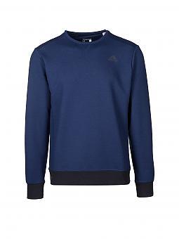 adidas herren sweater blau s. Black Bedroom Furniture Sets. Home Design Ideas