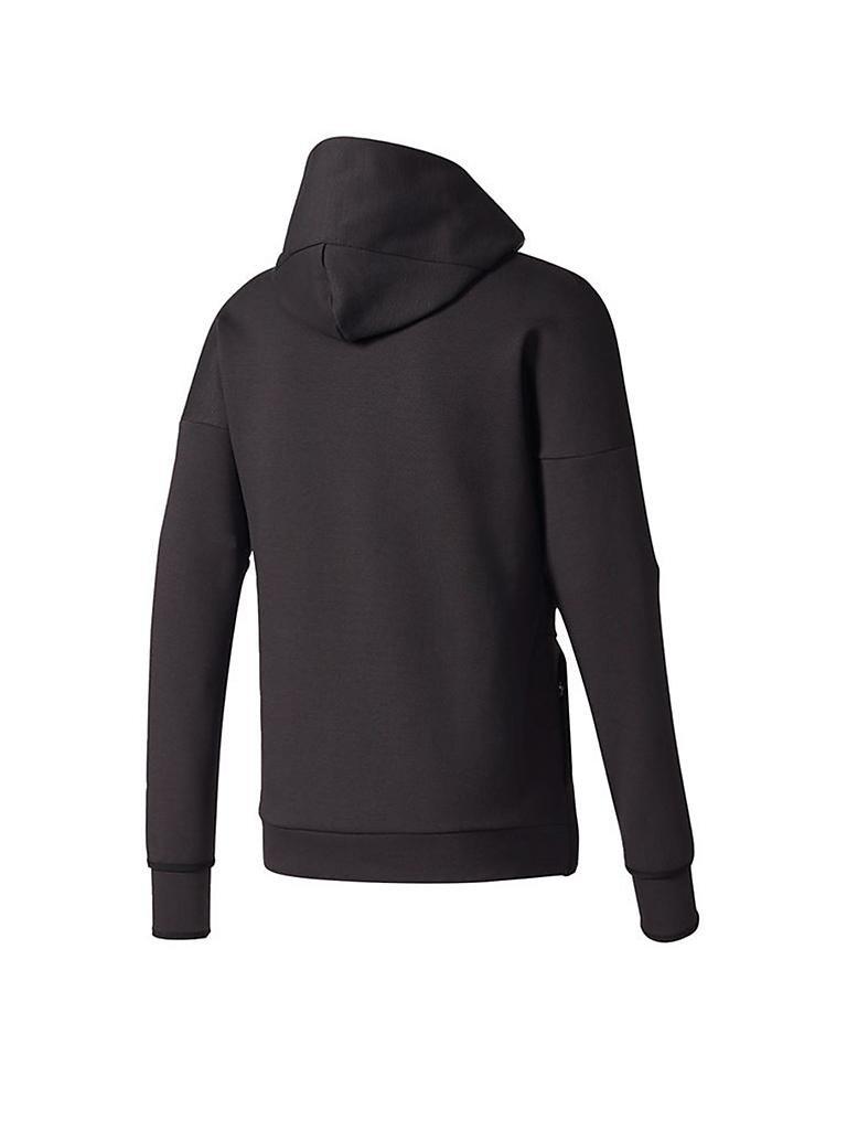 adidas herren tennis hoodie z n e schwarz xs. Black Bedroom Furniture Sets. Home Design Ideas