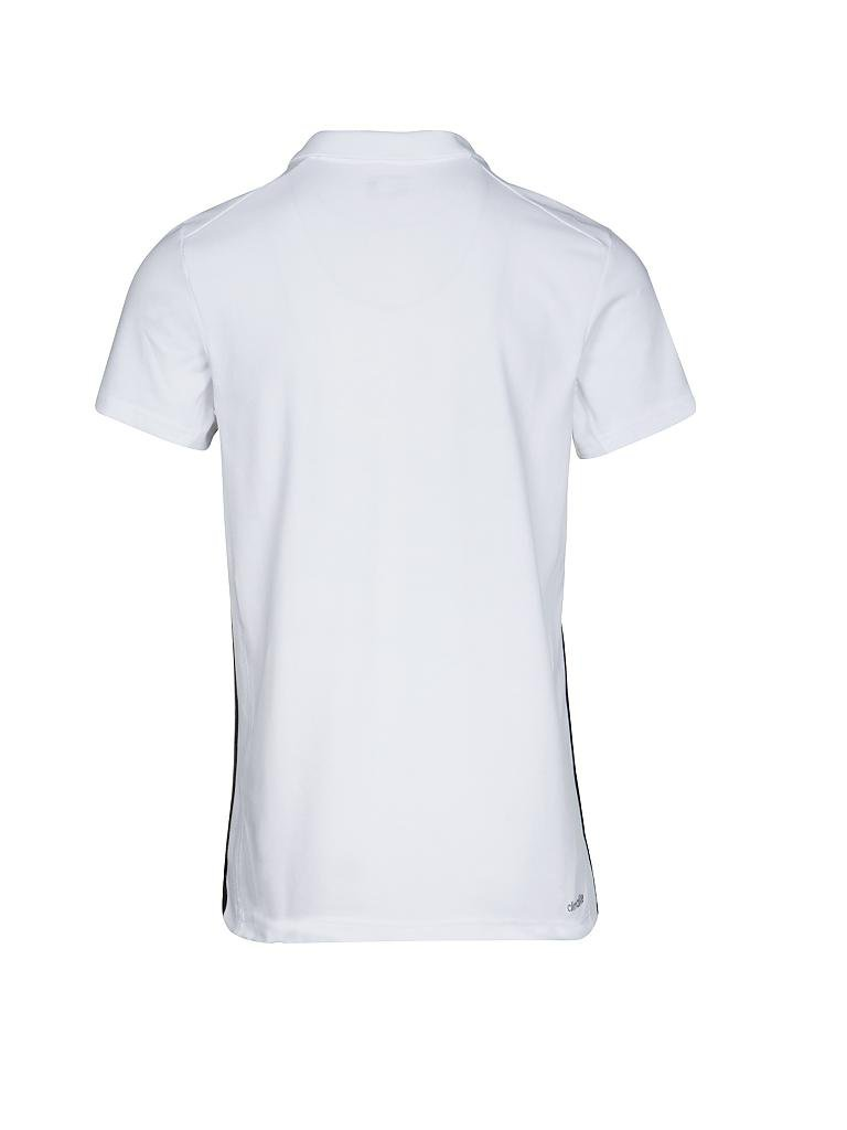ADIDAS | Herren Trainings-Polo | weiß