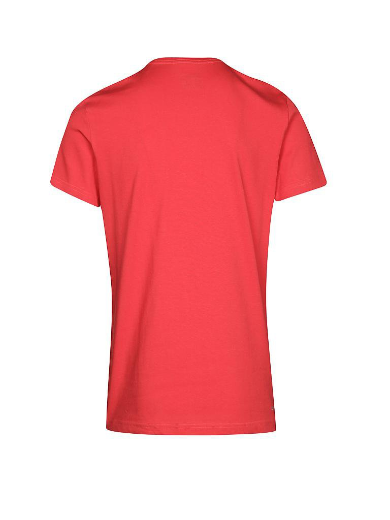 ADIDAS | Herren Trainings-Shirt Ess | rot