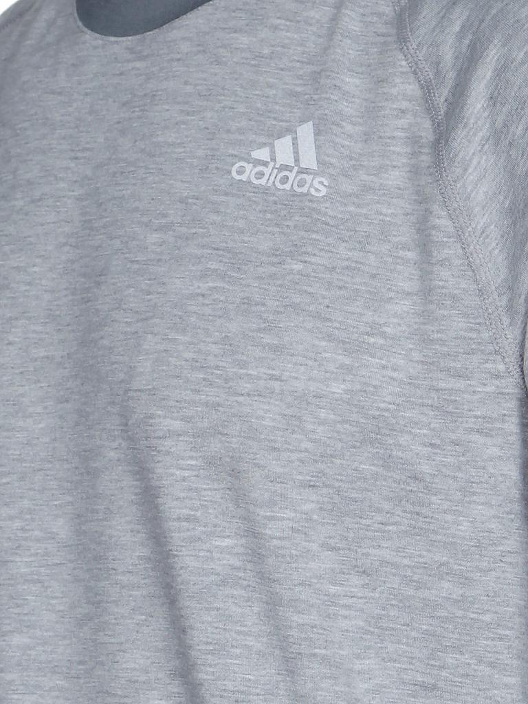 ADIDAS | Herren Trainings-Shirt Prime | grau