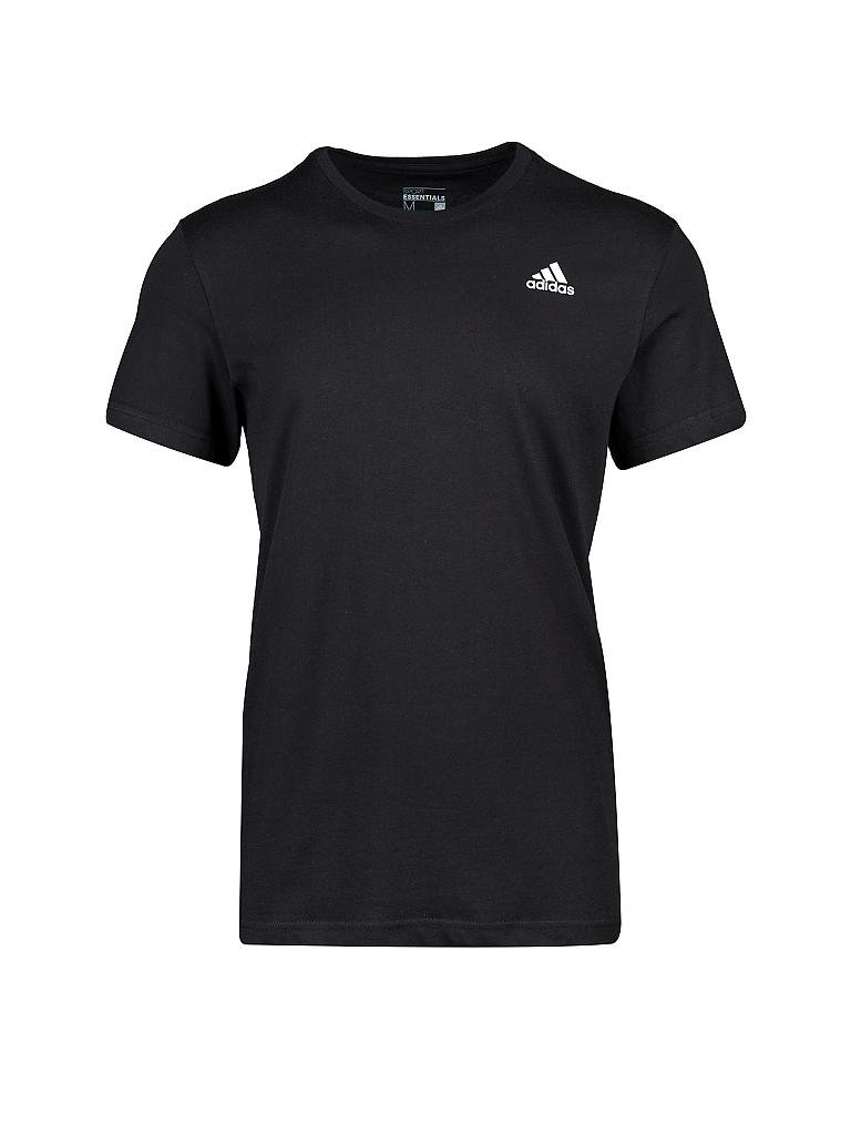 ADIDAS | Herren Trainings-Shirt | schwarz