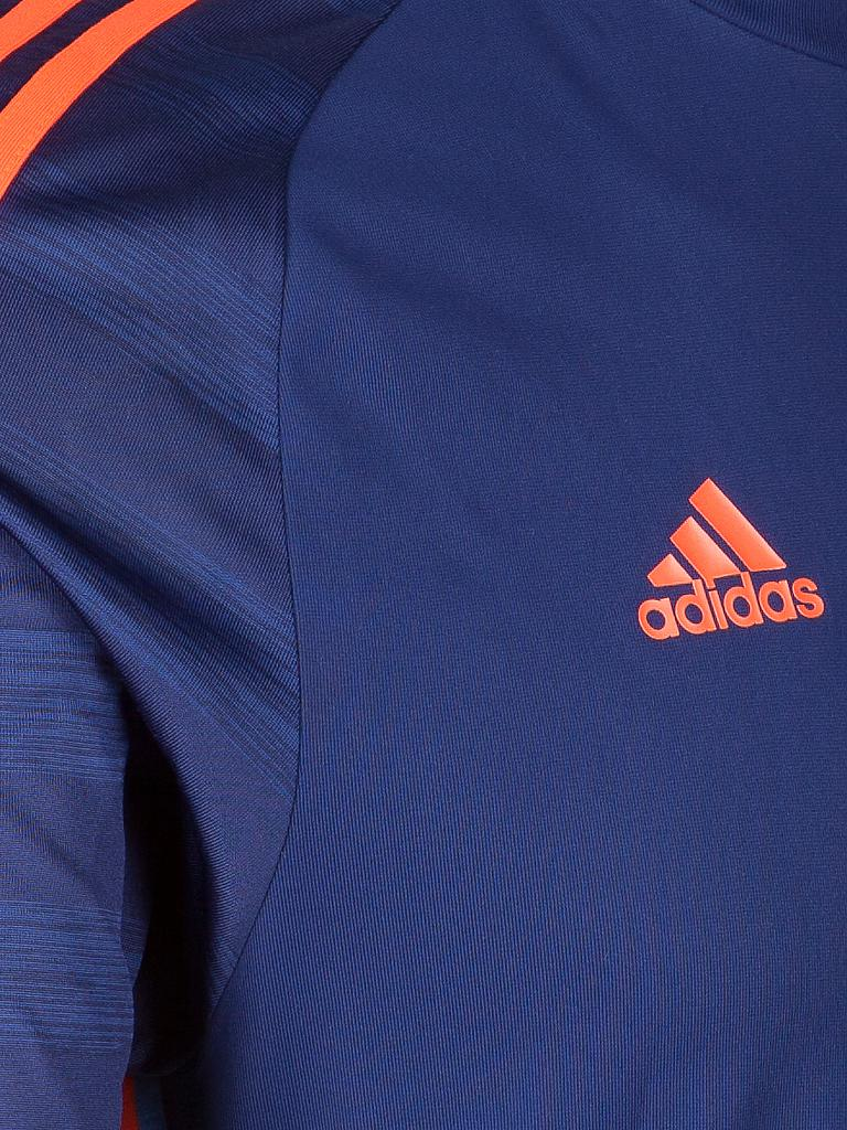 ADIDAS | Herren Trainings-Shirt | blau
