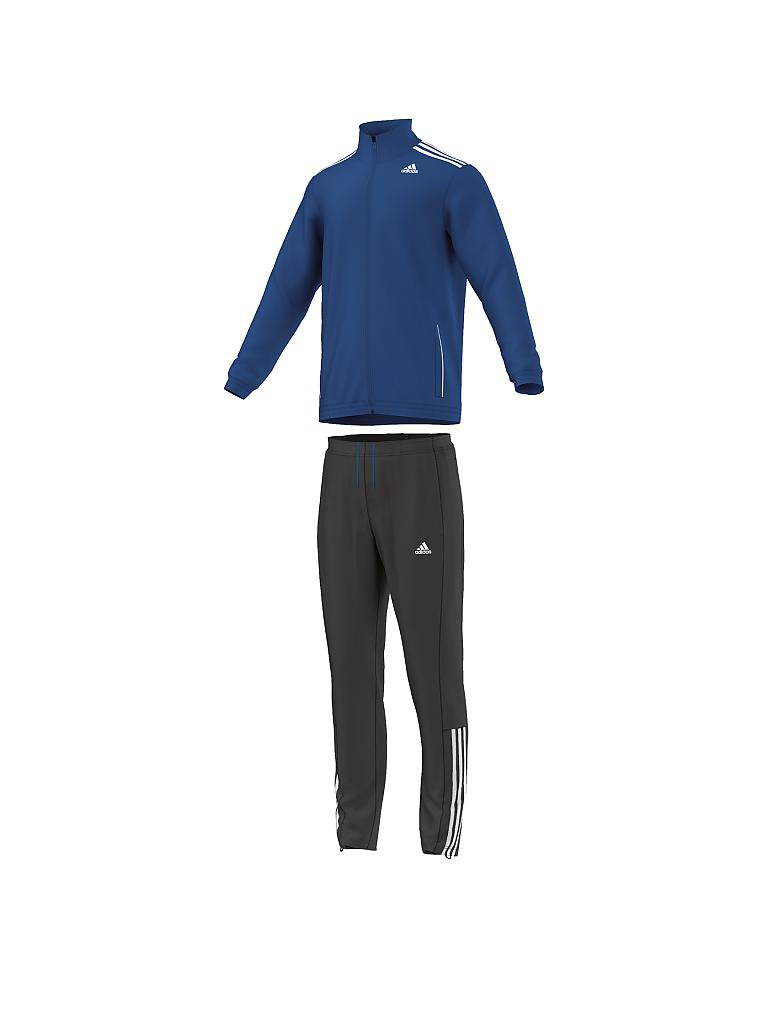 ADIDAS | Herren Trainingsanzug Entry | blau
