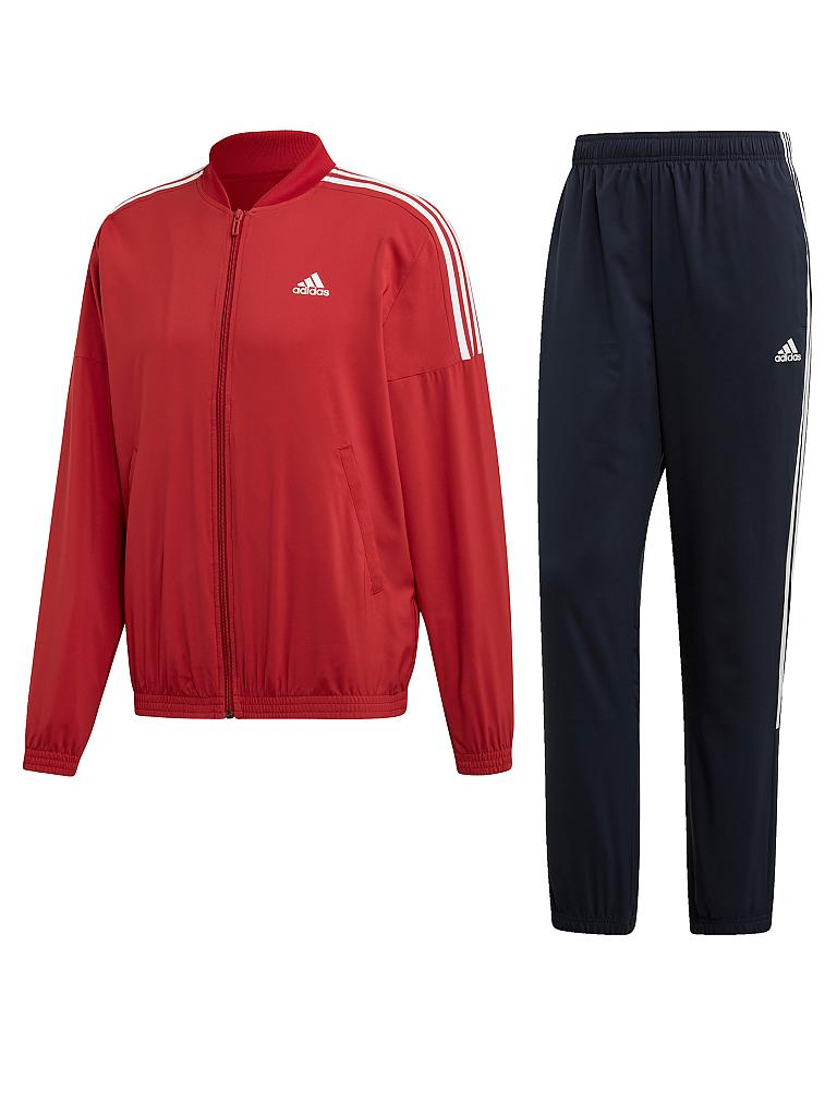 ADIDAS | Herren Trainingsanzug Light | rot