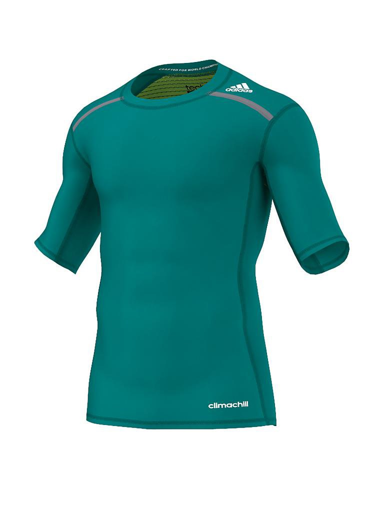 ADIDAS | Herren Trainingsshirt TF Chill | grün