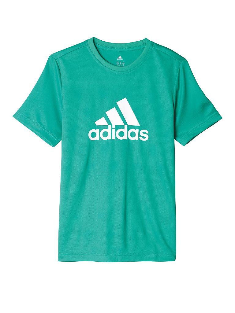 adidas kinder t shirt gear up gr n 110. Black Bedroom Furniture Sets. Home Design Ideas