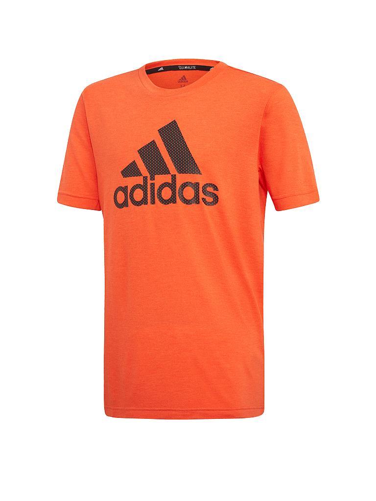 ADIDAS | Kinder T-Shirt Prime | orange