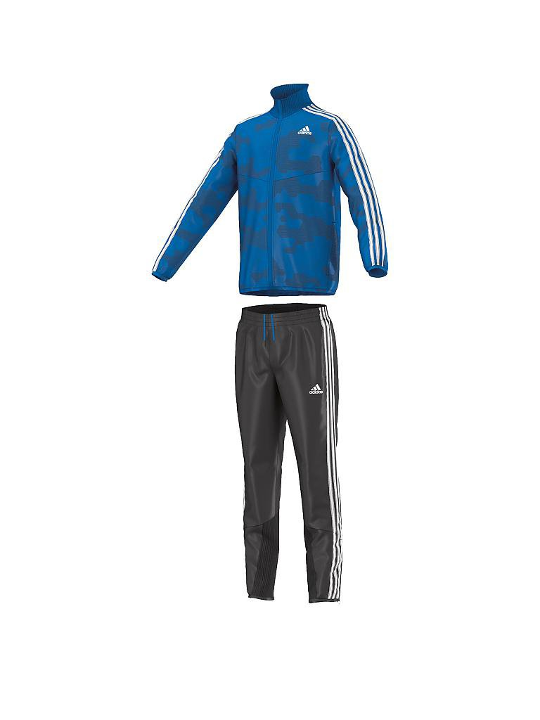 ADIDAS | Kinder Trainingsanzug Tiro | blau