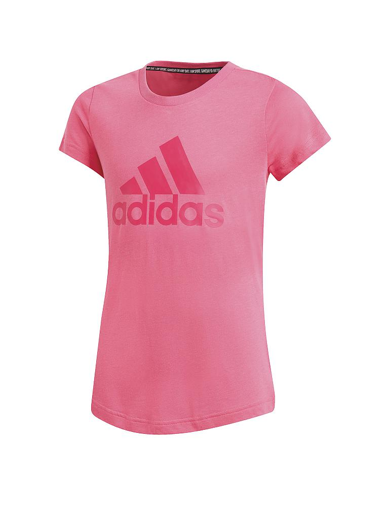 ADIDAS | Mädchen Shirt Must Haves Badge of Sport | pink
