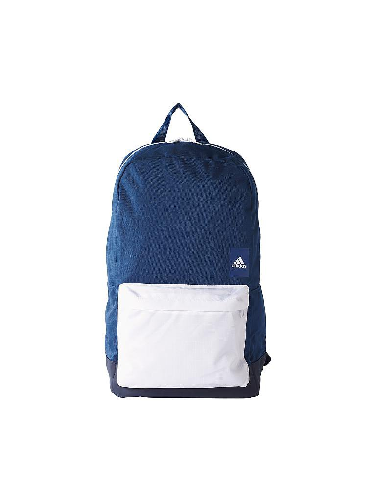adidas rucksack classic m blocked blau. Black Bedroom Furniture Sets. Home Design Ideas
