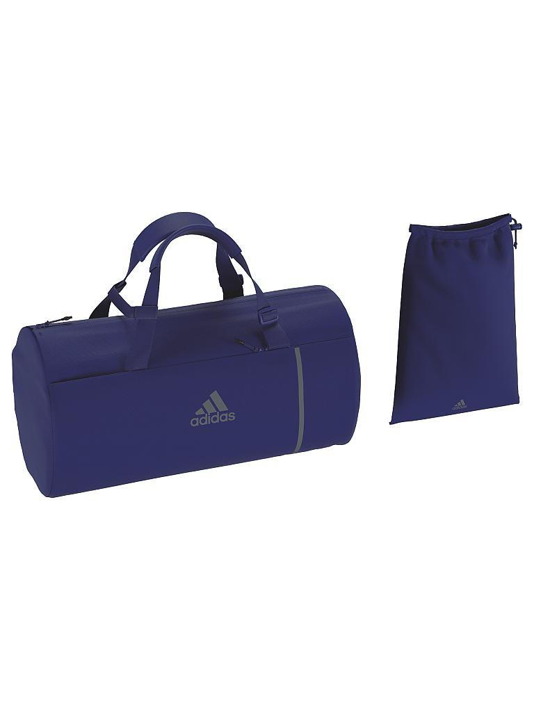 ADIDAS | Trainingstasche Convertible Duffle M | blau