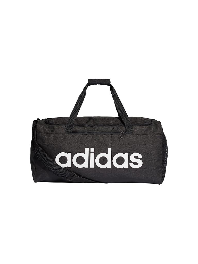 ADIDAS | Trainingstasche Linear Core Duffelbag M | schwarz