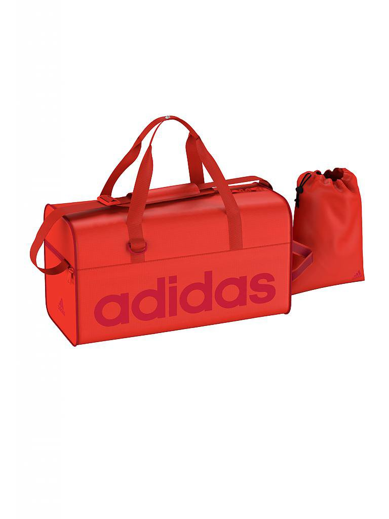 ADIDAS | Trainingstasche Linear S | rot