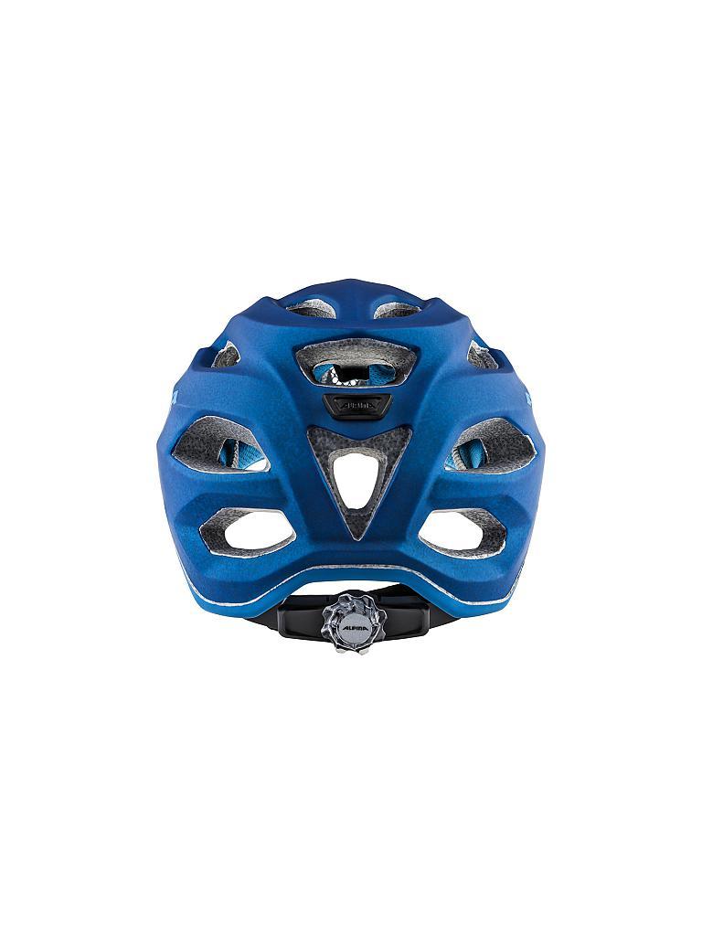 alpina kinder fahrradhelm carapax junior blau. Black Bedroom Furniture Sets. Home Design Ideas