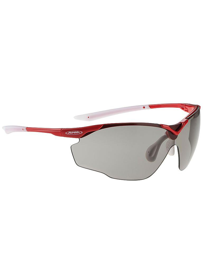 ALPINA | Radbrille Splinter Shield VL | weiß
