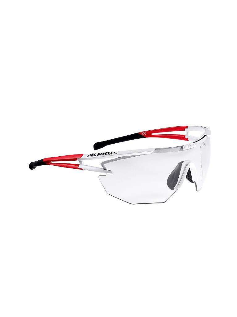 ALPINA | Sonnenbrille EYE-5 SHIELD | weiß
