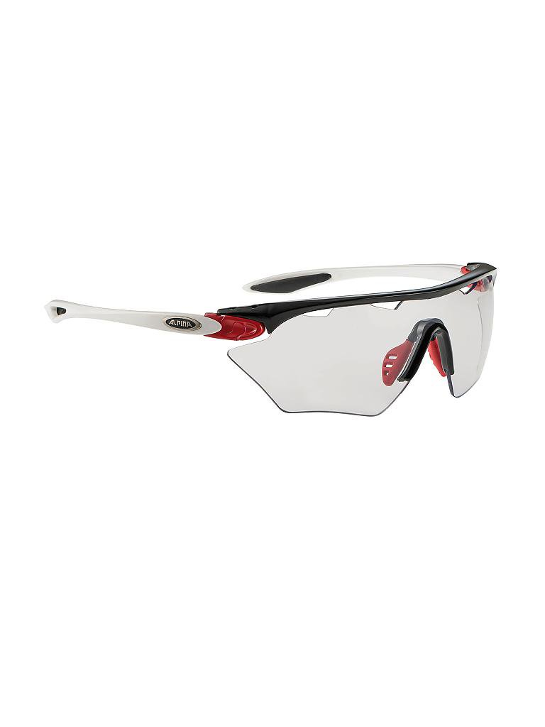 ALPINA | Sonnenbrille Twist Four VL + Shield Varioflex | weiß
