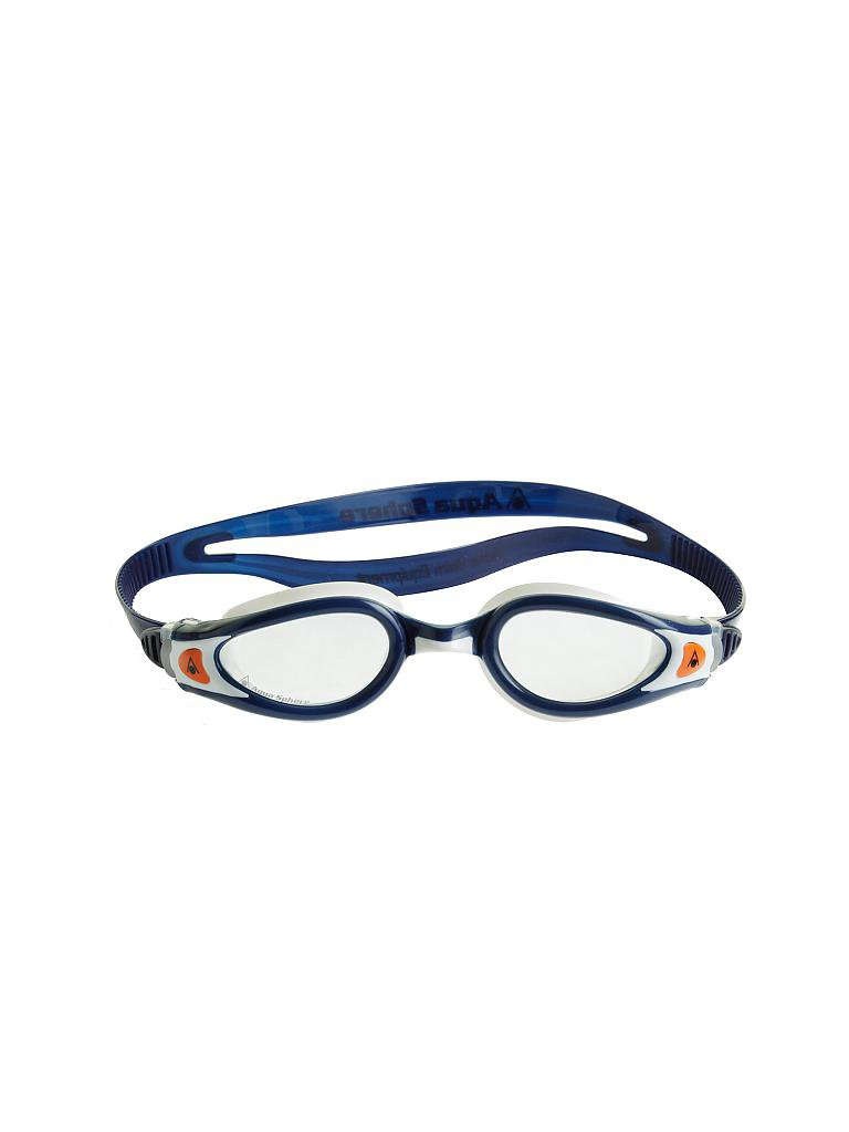 AQUA SPHERE | Schwimmbrille Kaiman Exo Small Fit | blau