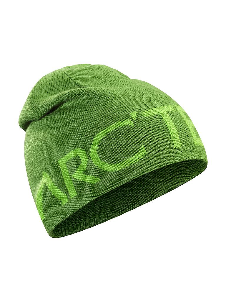 ARCTERYX | Haube Word Head Toque | grün