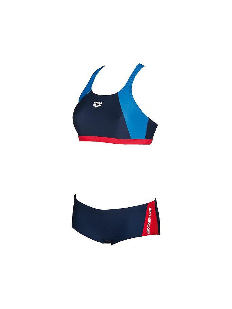 ARENA Damen Sport Bikini Drom blau | 36