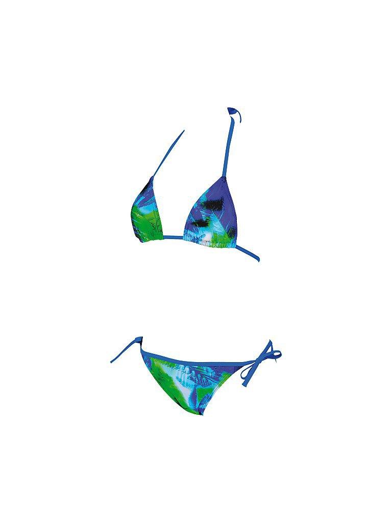 ARENA Damen Bikini Triangel blau | 38