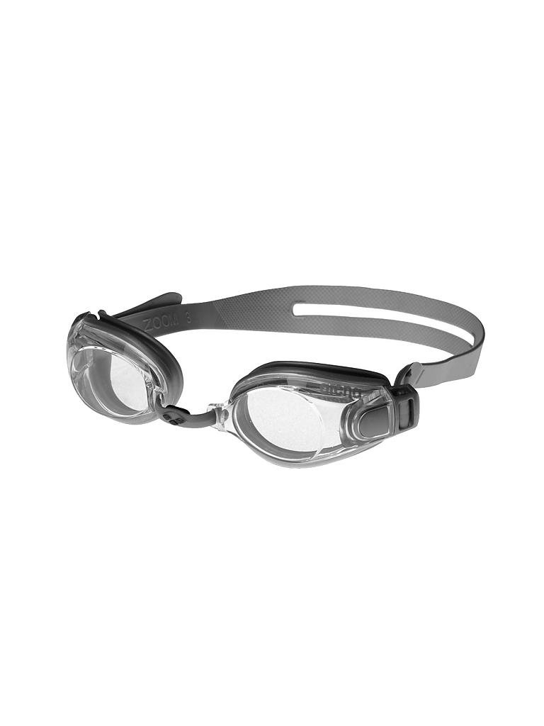 ARENA | Schwimmbrille Zoom X-Fit | silber