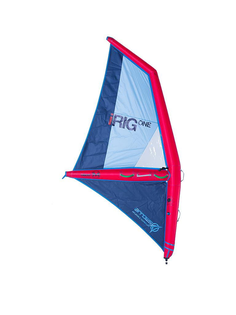 ARROWS | Windsurf-Segel iRIG | blau