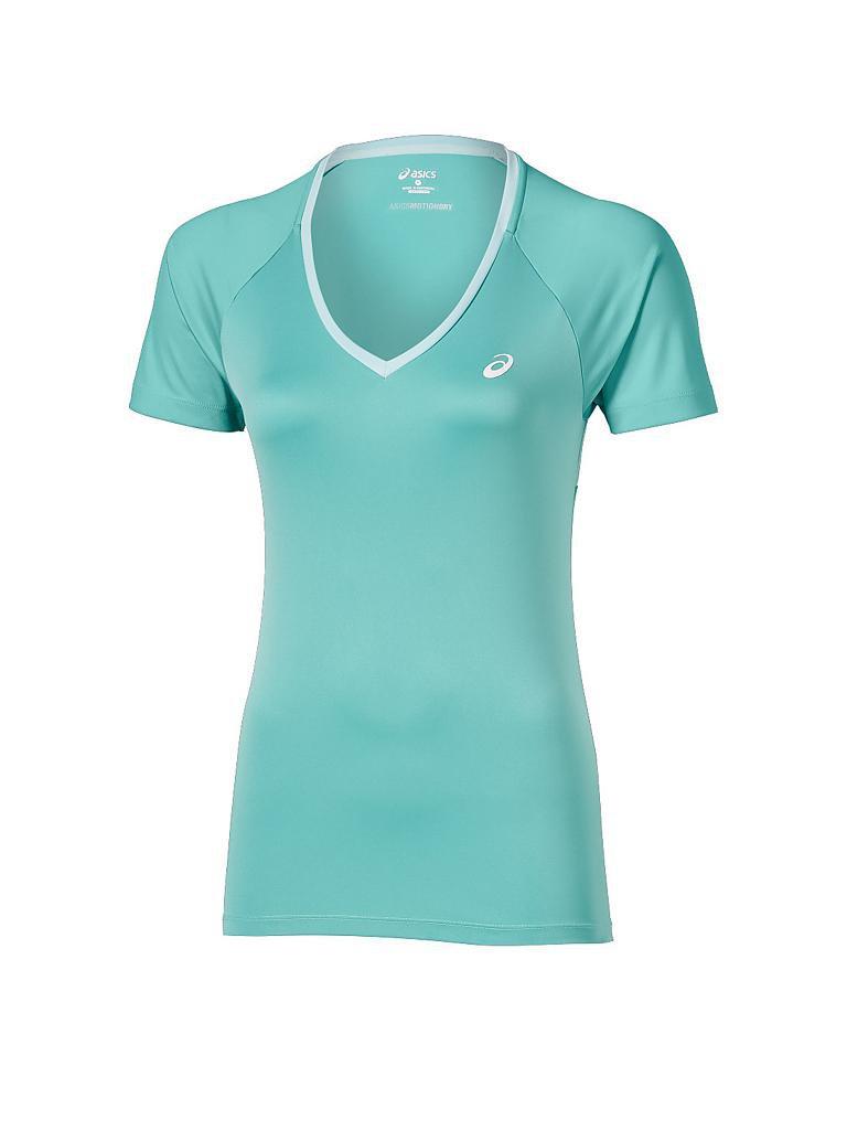 asics tennisshirt damen