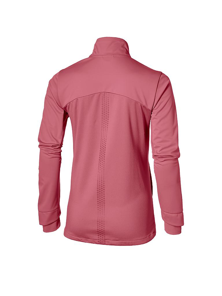 ASICS | Damen Laufjacke Light Show | rosa