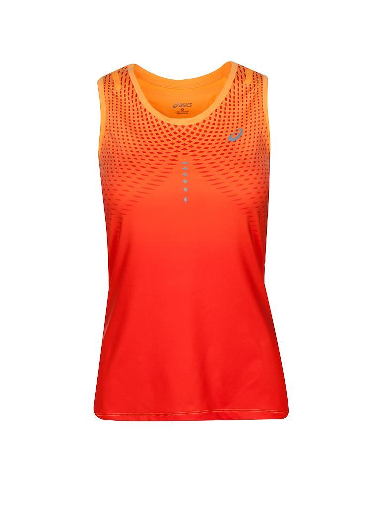 ASICS | Damen Laufshirt | orange