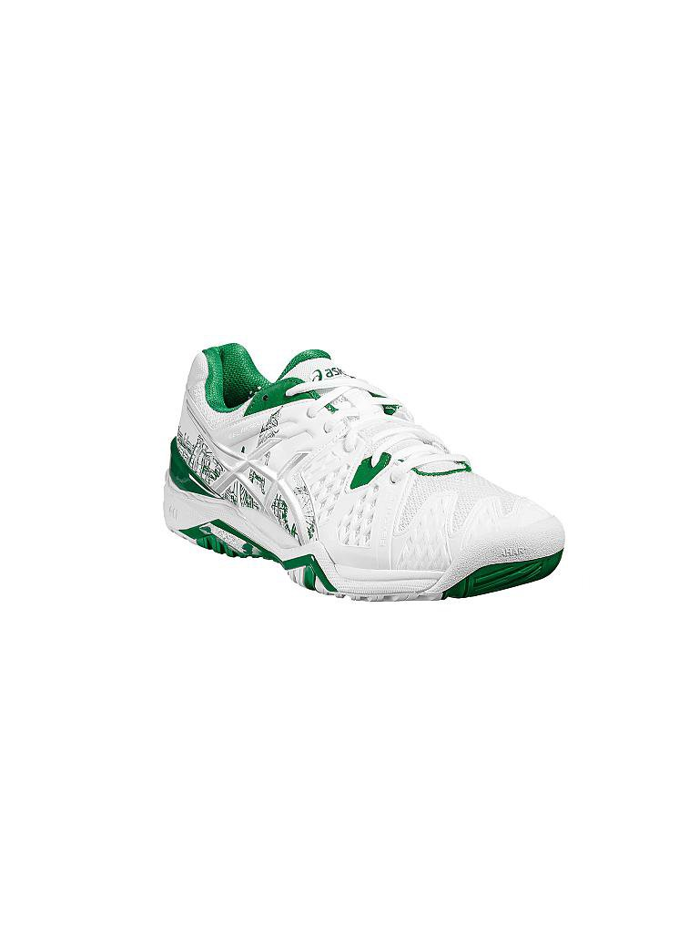 ASICS | Herren Tennisschuh Gel-Resolution 6 Limited Edition London | weiß