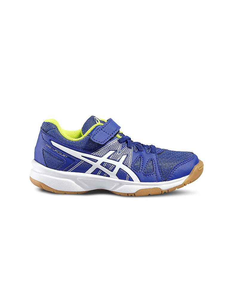 ASICS | Kinder Indoorschuh Pre-Upcourt PS | blau