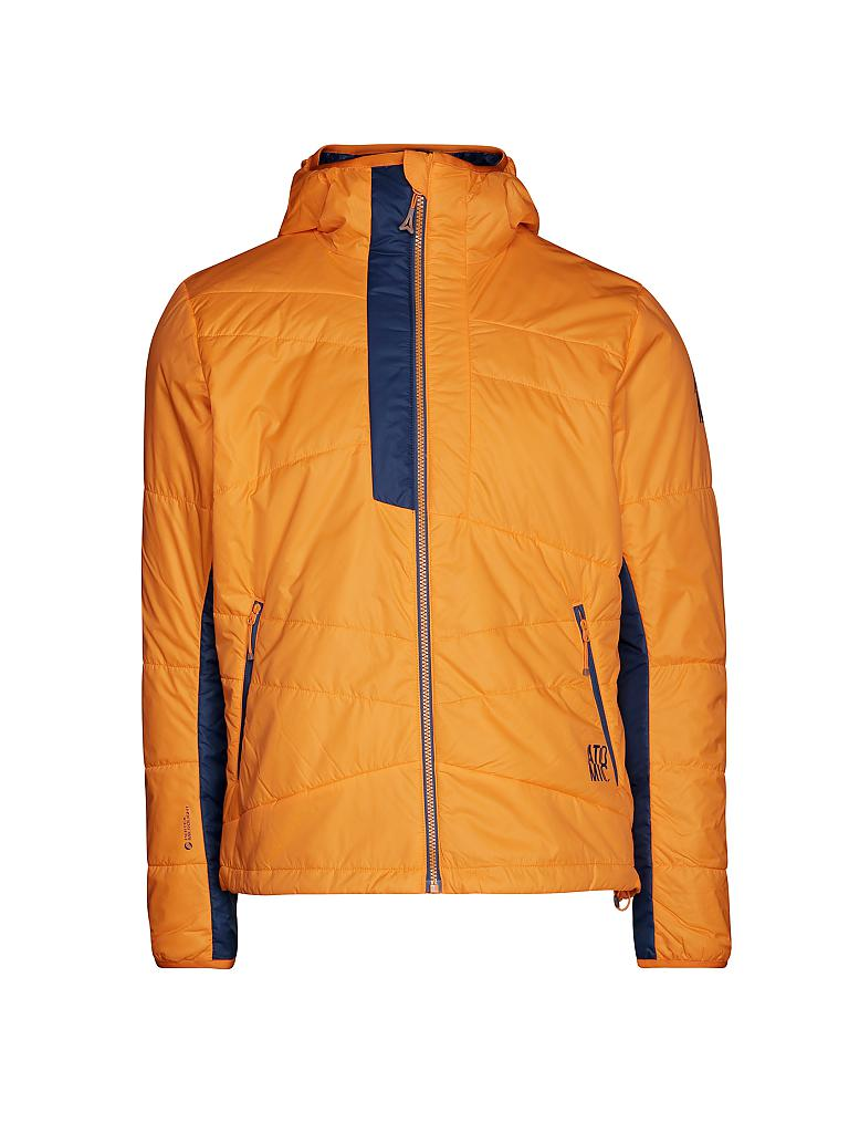 ATOMIC | Herren Primaloft Jacke Ridgeline | orange