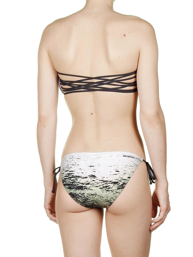billabong damen bandeau bikini schwarz xs. Black Bedroom Furniture Sets. Home Design Ideas