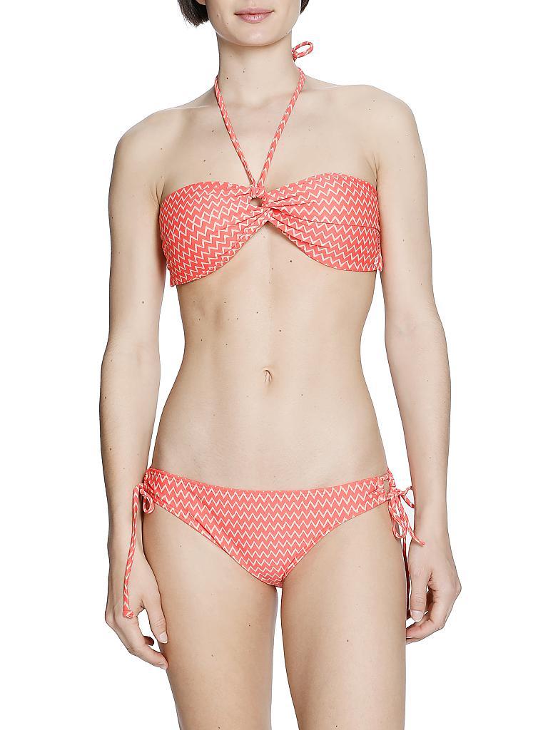 schöner Stil Neue Produkte Rabatt bis zu 60% BILLABONG Damen Bandeau-Bikini rot | XS