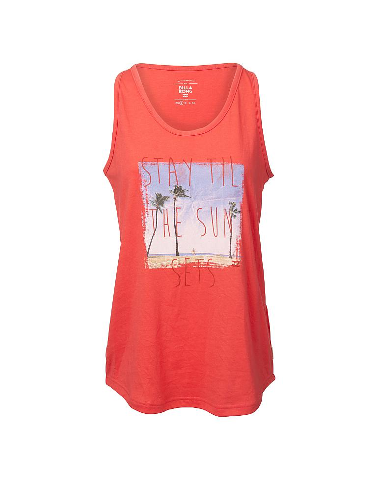 BILLABONG | Damen Beachtank | rot