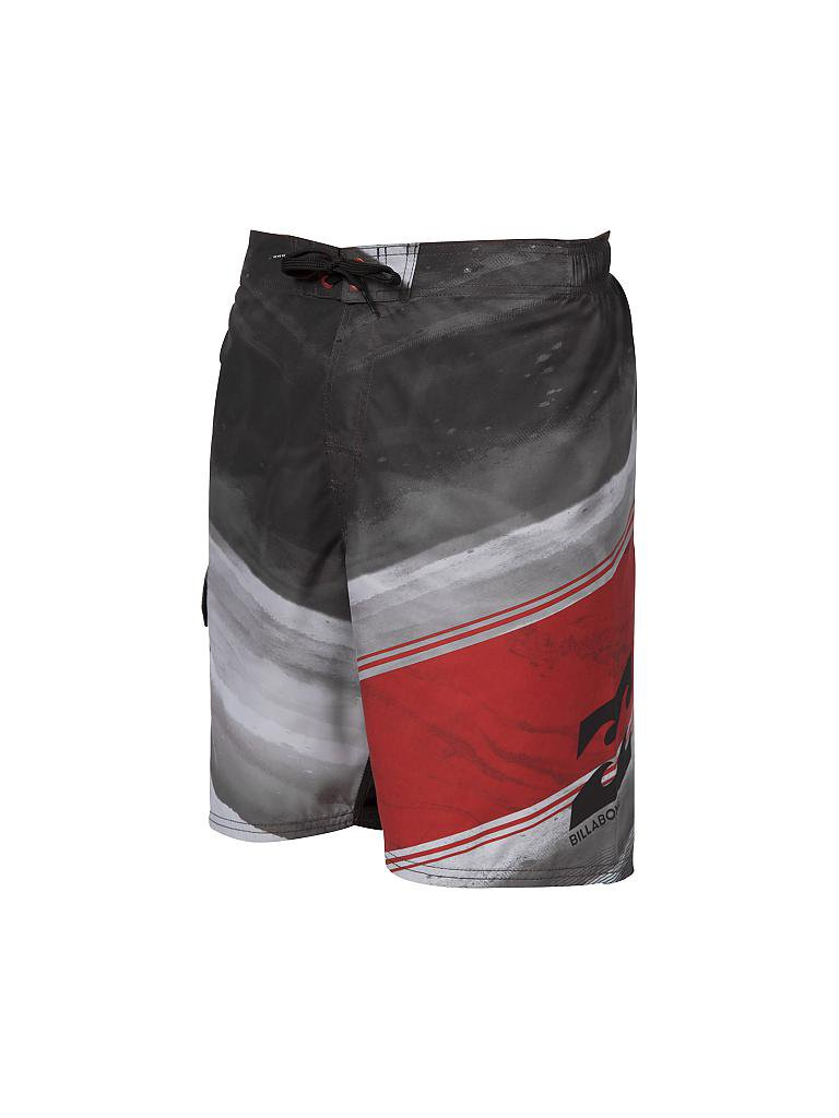 billabong herren badeshorts kramer layback 20 grau s. Black Bedroom Furniture Sets. Home Design Ideas