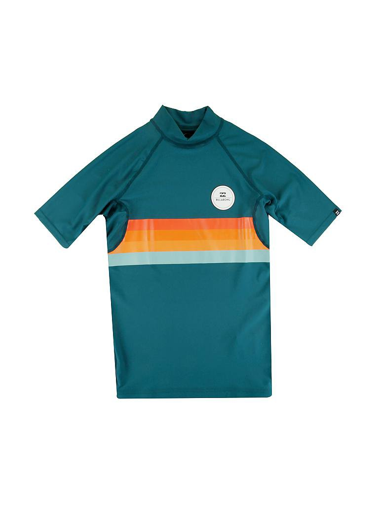 BILLABONG | Kinder Lycra-Shirt Rainbow | blau